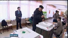 One News: Voting under way in Russian presidential election