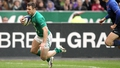 Ireland's focus on pride, admits Bowe