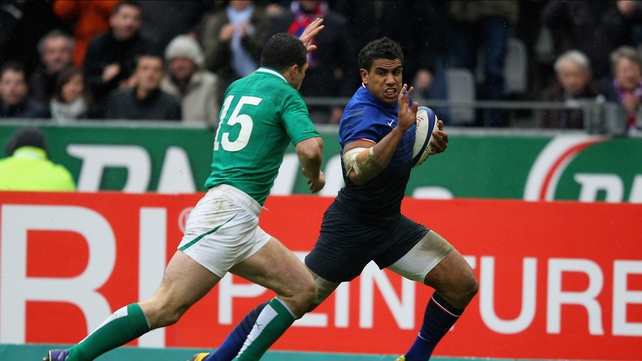 Wesley Fofana's try for France set up a tense finale