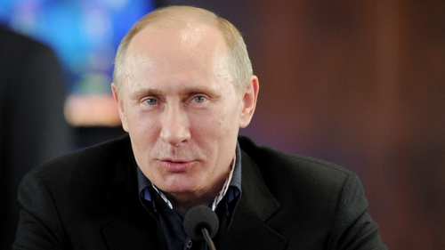 Vladimir Putin has ordered a crackdown on militants in advance of 2014 Winter Olympics