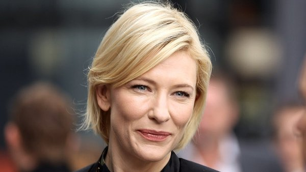 Blanchett frightened by the idea of plastic surgery but luckily for her doesn't need it!