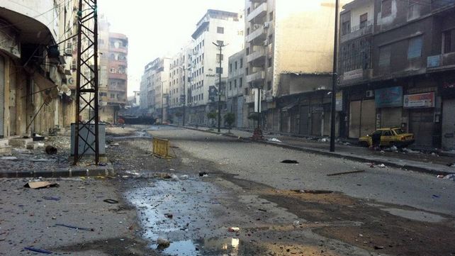 Homs has been the focus of much of the year-long crackdown on opposition protests