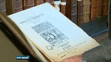 Six One News: Missing 500-year-old book returned