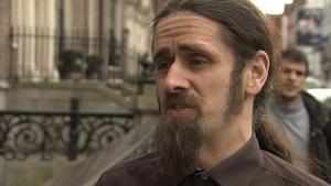 Luke 'Ming' Flanagan said he would be running on an anti-European Union platform