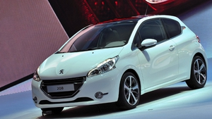 French car-maker Peugeot was amongst the worst hit last month