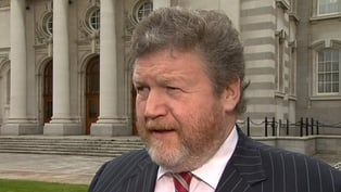 James Reilly said 70% of his health budget goes on pay