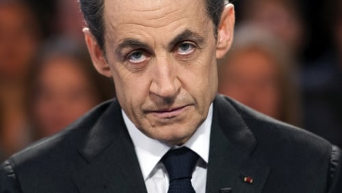 Nicolas Sarkozy has claimed that France has 'too many foreigners'
