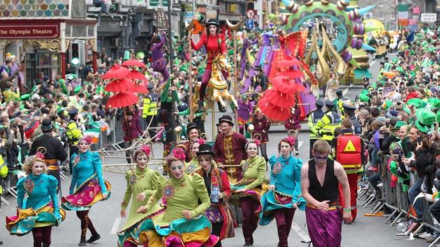 St. Patrick's Day Parade, Dublin