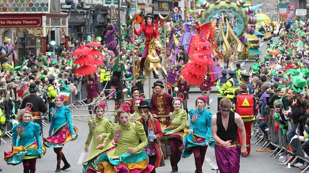 More people to visit Ireland this year compared to last St Patrick's Day