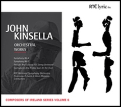 John Kinsella: Orchestral Works