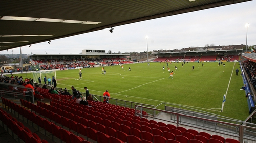Turners Cross, where the late Paul Bannon played for Cork City