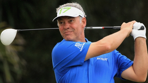 Darren Clarke's career has  nosedived since his Sandwich success last year