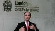 LSE's chief executive Xavier Rolet  says the exchange has strong prospects alone