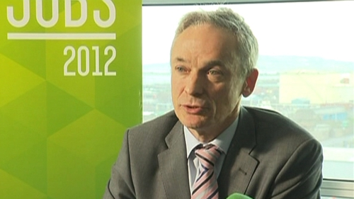 Richard Bruton says time for action on ICT jobs is now