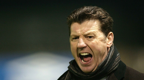 Roddy Collins is interested in the vacant role at Limerick