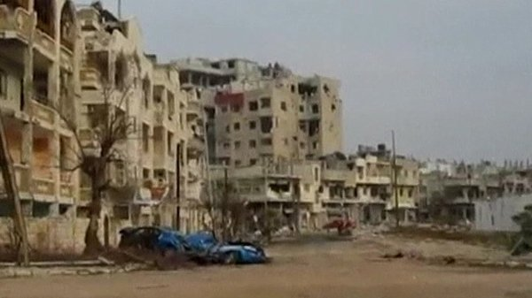 Homs has been the centre of the uprising against Bashar al-Assad