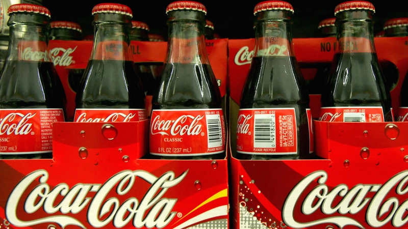 Monster energy to buy Coca Cola plant in Kildare