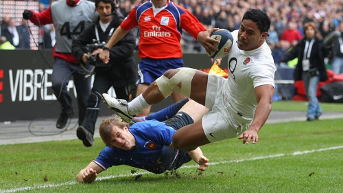 Manu Tuilagi will miss England's Six Nations opener with Scotland