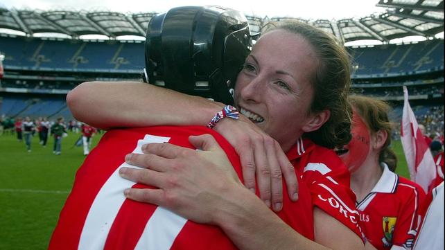 Jennifer O'Leary scored six points for Cork
