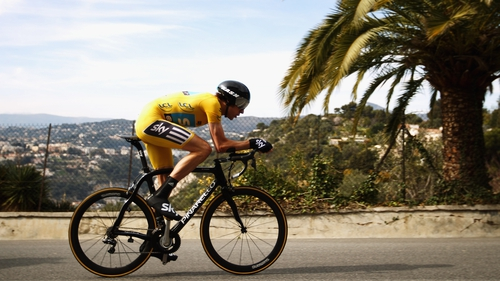 Bradley Wiggins: 'I'm as prepared as I'll ever be for a time-trial.'
