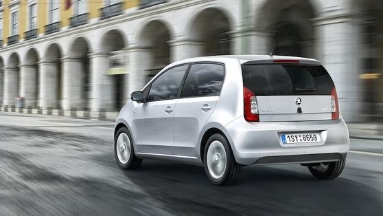Citigo is a new car that makes a lot of sense