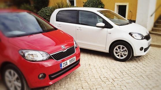 To drive Citigo is a hoot - as we expected
