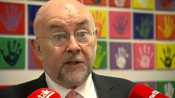 """Ruairi Quinn denied that Labour had an """"aggressive secularist agenda"""""""