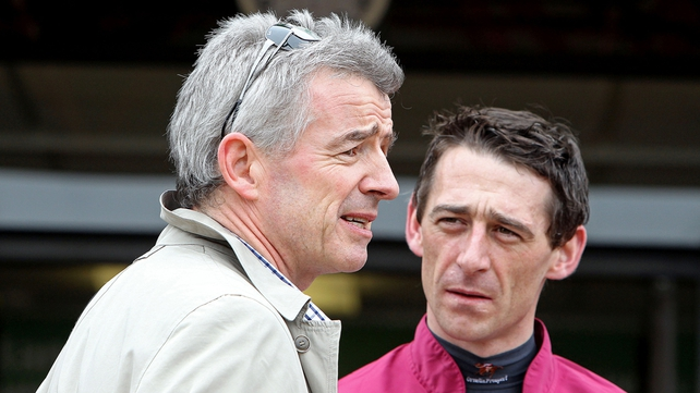 Michael O'Leary has another top prospect on his hands, after the Davy Russell-ridden Bright New Dawn landed a red-hot maiden hurdle at Fairyhouse