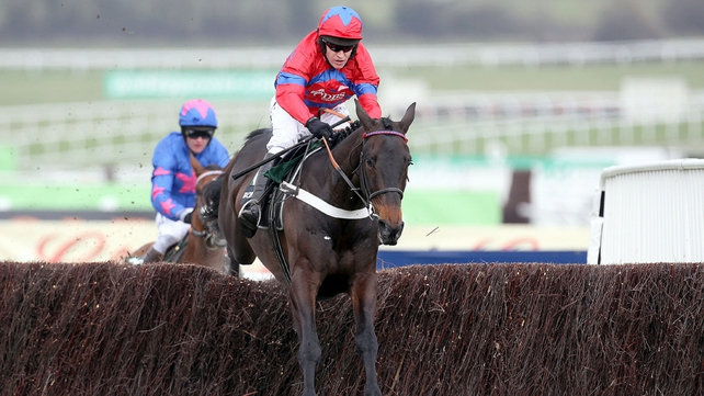 Sprinter Sacre led home Cue Card in last season's Arkle Chase at the Cheltenham Festival