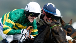 Tony McCoy partnered Jezki to an impressive victory