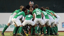 David Medcalfe speaks from Argentina where Ireland are in hockey action