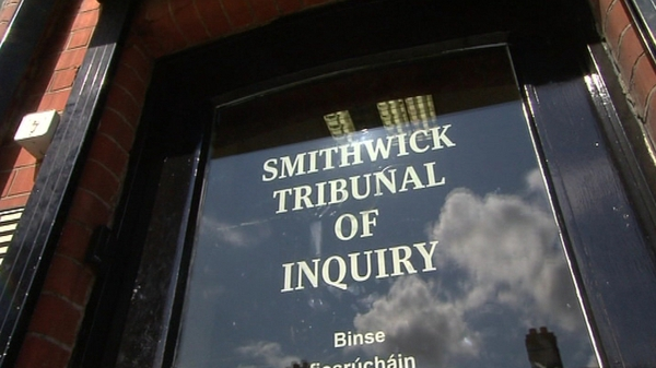 The Smithwick Tribunal is looking into claims that some gardaí colluded with the IRA