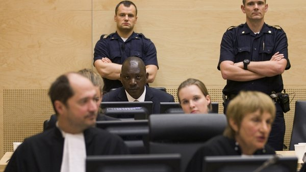 The guilty verdict against Thomas Lubanga is the ICC's first ruling since it was set up a decade ago