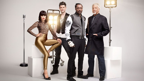 The Voice UK - Back next year - but what about the coaches?