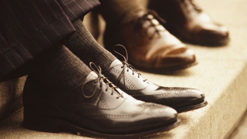 Menswear blog: footwear