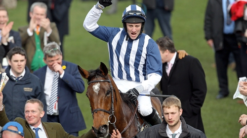 One of the most coveted amateur riders in National Hunt racing, JT McNamara partnered Teaforthree to success at the 2012 Cheltenham Festival