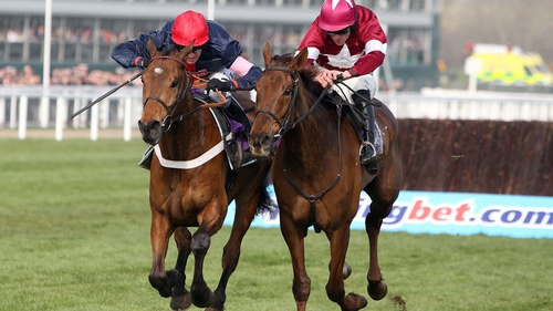 RSA Chase first and second Bobs Worth and First Lieutenant could lock horns again in the Hennessy Gold Cup at Newbury on Saturday
