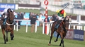 Rainbow shines brightest in Champion Chase