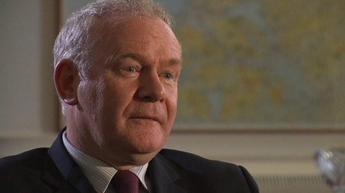 Martin McGuinness is due to meet Britain's Queen Elizabeth on Wednesday