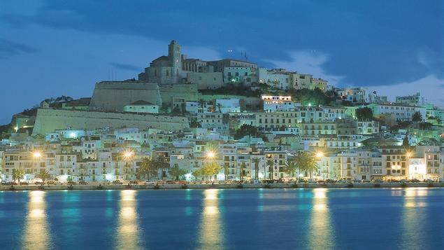A break in Ibiza?
