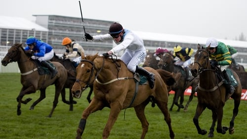 Sunnyhillboy had been a possible National ride for Tony McCoy