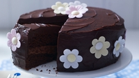 Chocolate Fudge Cake - The indulgent Chocolate Fudge Cake is deliciously moist and very easy to make – Mums won't be able to resist a slice!