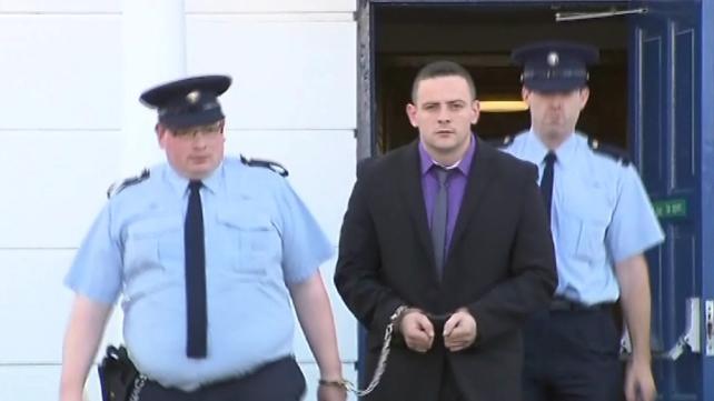 Martin McDermott (above) was responsible for the death of Garda Gary McLoughlin