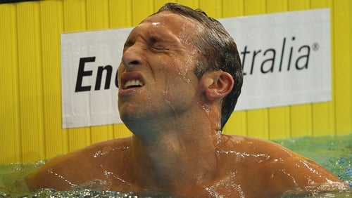 Ian Thorpe has struggled to adjust to life after swimming