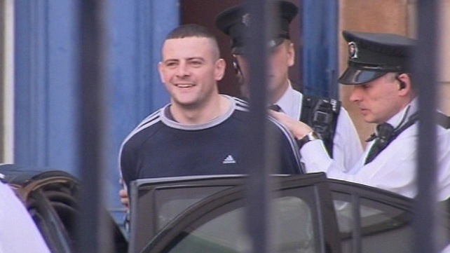 Martin McDermott was transferred to Loughan House earlier this month