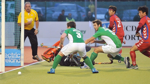 Ireland and Korea will contest the Road to London final on 18 March