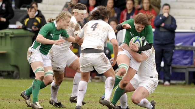 England's class ultimately wore down the Irish challenge