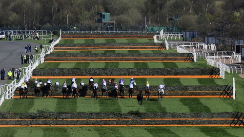 Becauseicouldntsee will return to the Aintree Grand National, where he got no further than the second fence last year