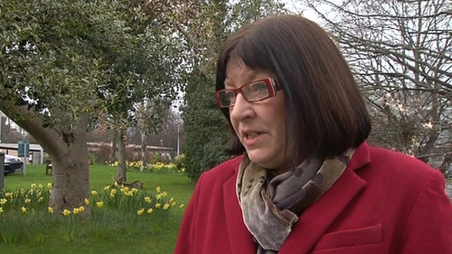 One in Four's Director Maeve Lewis says there has been an increase in calls