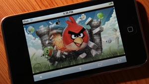 Angry Birds maker Rovio Entertainment's shares mark their debut with gains